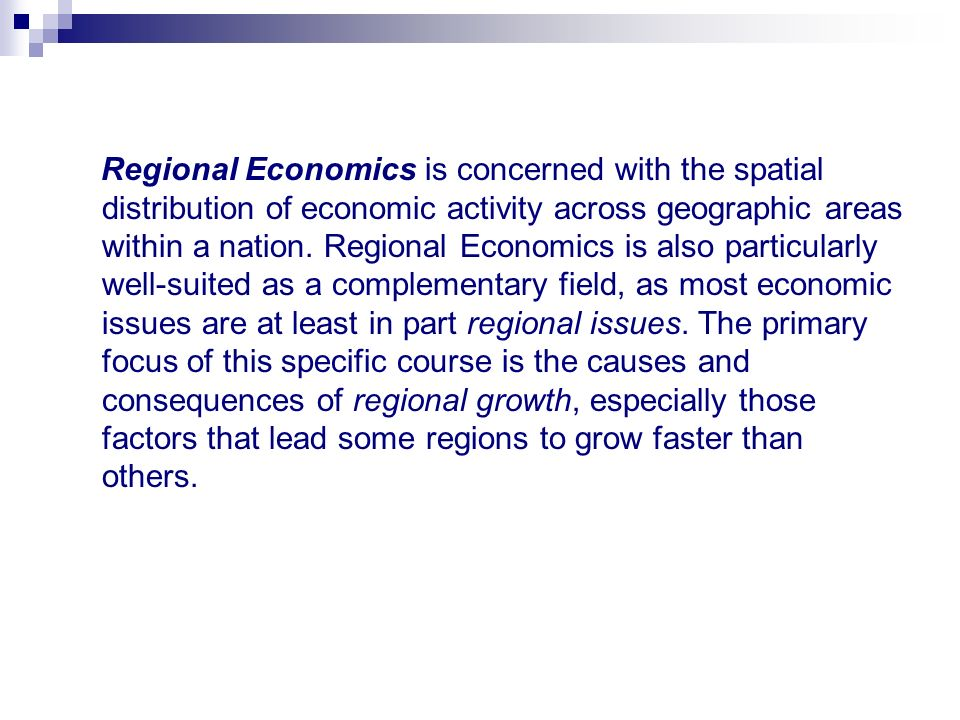 The Importance of The Region in Indonesia In most country studies, the regional dimensions of economic development would hardly deserve serious attention.
