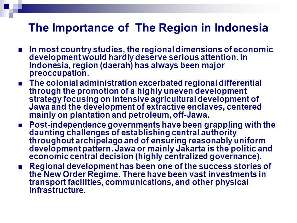 Main Islands and Area Number of Population Below Poverty Line 2004 ( million) Percentage Population Below Poverty Line 2004 ( %) Sumatera7,8817,47 NAD1,228,47 Riau0,713,12 Jawa dan Bali20,7115,73 Jakarta0,33,18 West Java4,812,10 Banten0,88,58 Central Java6,921,11 D.I.