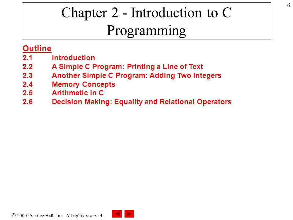 17 Penutup Fungsi yang pertama kali dipanggil ialah main() Setiap bahasa pemrograman mempunyai format penulisan tersendiri Bahasa C mempunyai berbagai macam operator.
