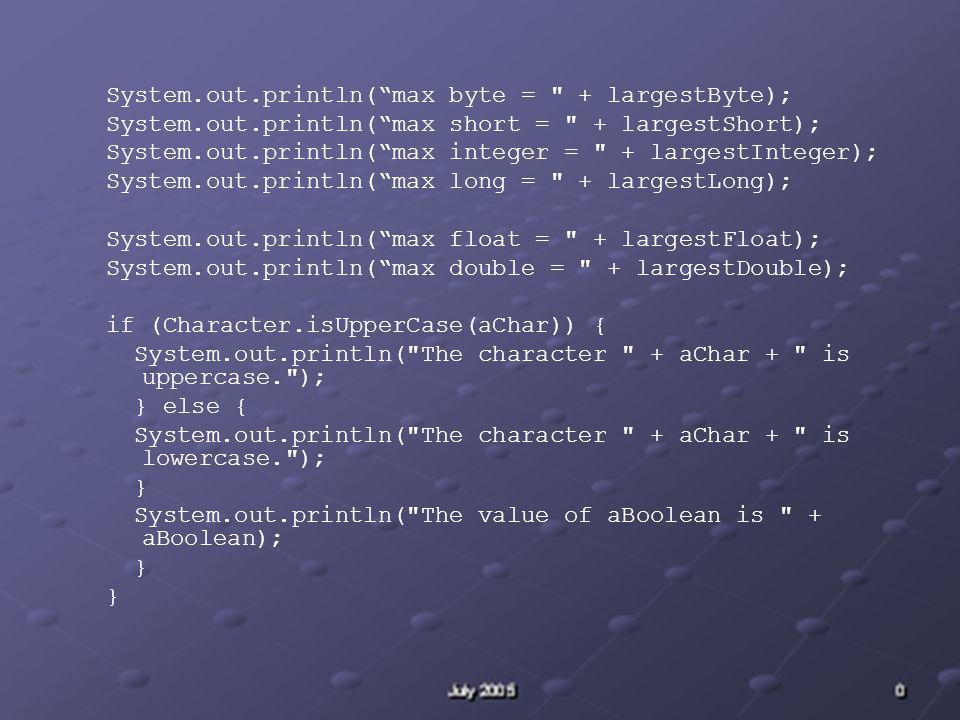 Introduction to Exception Untuk menangani kesalahan dalam program, Java menyediakan sebuah mekanisme yang disebut exception.