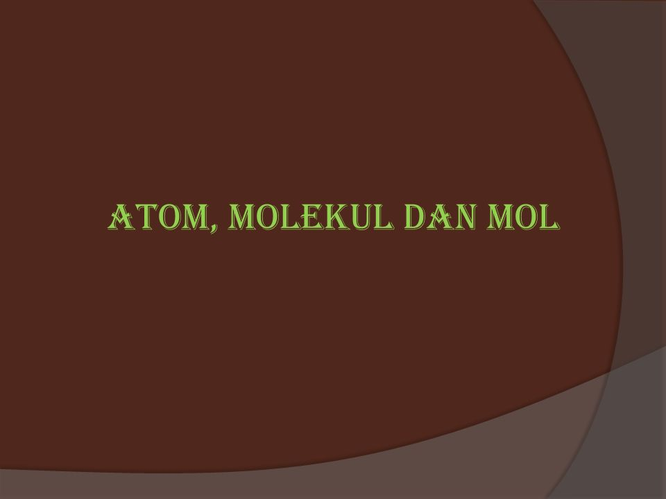  The Mass of 1 mole (in grams)  Equal to the numerical value of the average atomic mass (get from periodic table) 1 mole of C atoms= 12.0 g 1 mole of Mg atoms =24.3 g 1 mole of Cu atoms =63.5 g  Some people used to call this a GFM (gram formula mass) when used with ionic compounds Molar Mass