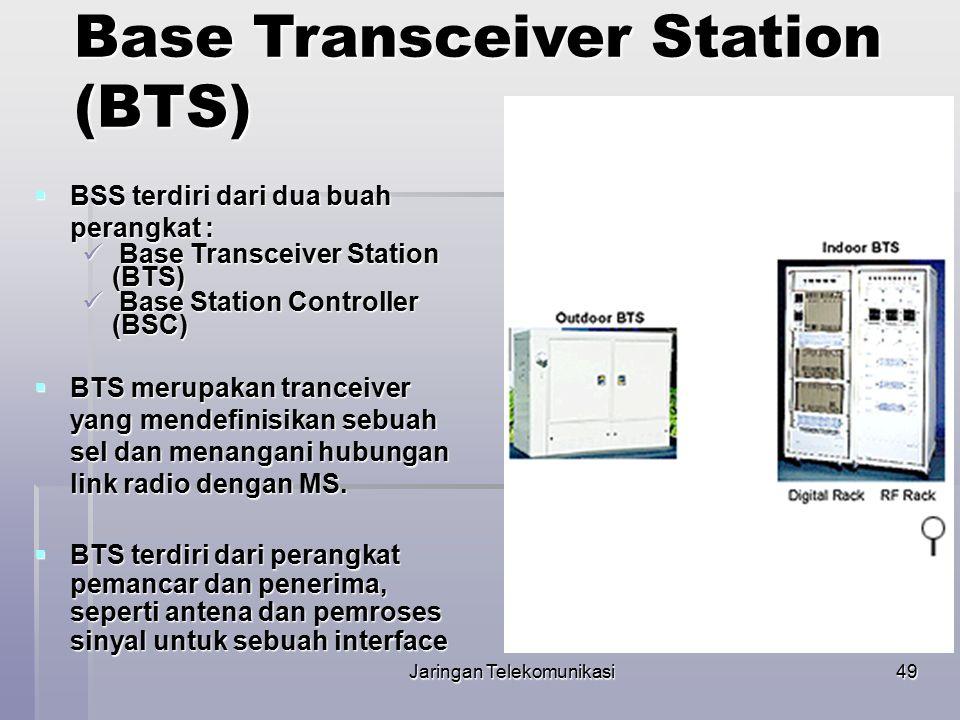 Jaringan Telekomunikasi50BTS