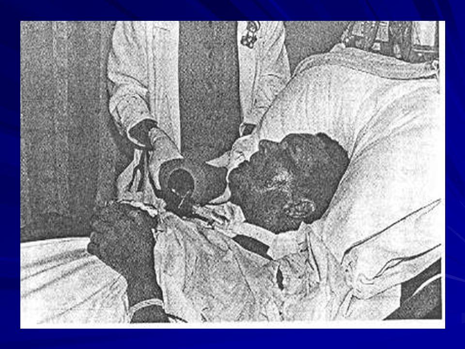 Pasien dengan trachea cube Dilakukan suction