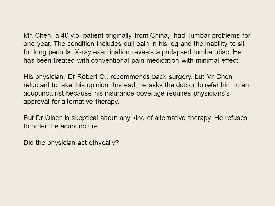 CONTROVERSIES ISSUES OF ACUPUNCTURE YIN-YANG