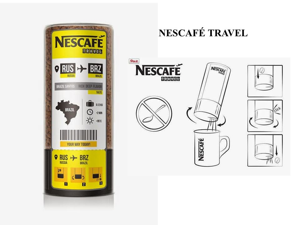 NESCAFÉ TRAVEL