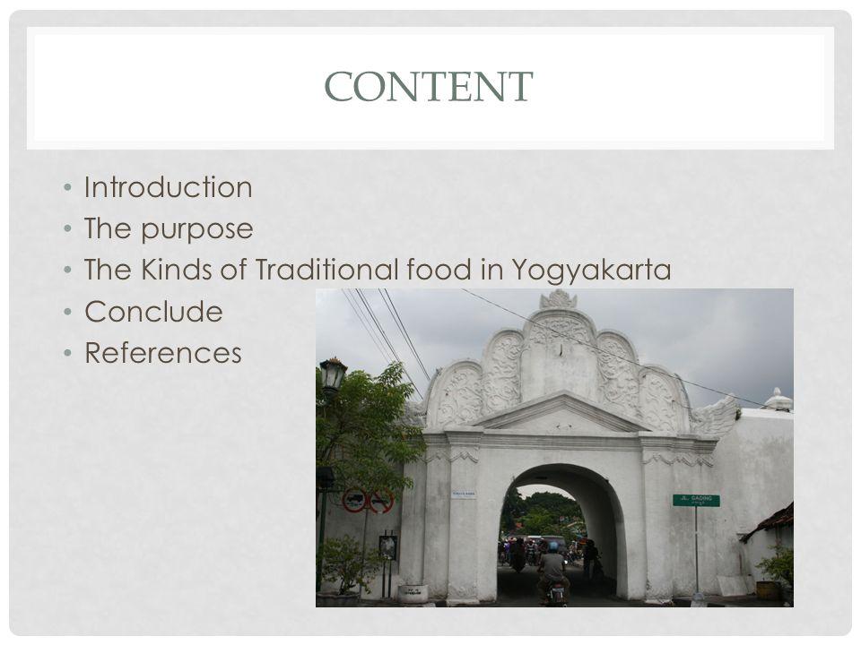 ANGKRINGAN Angkringan is traditional place to eat.