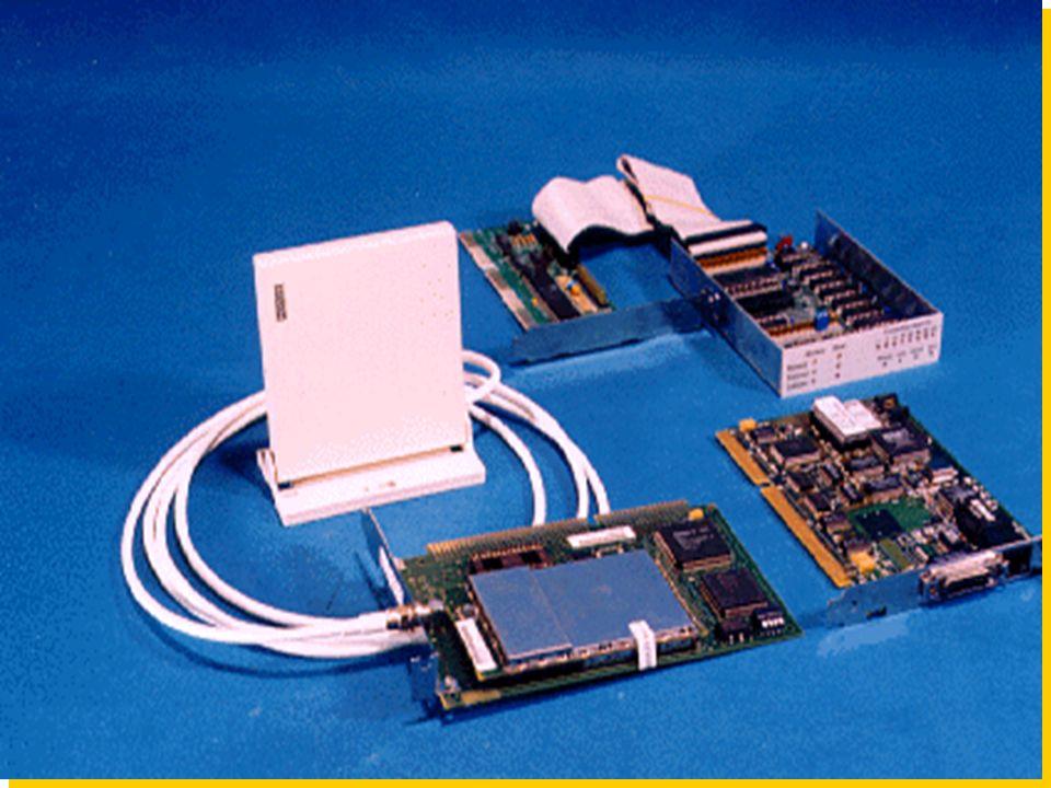 Physical Layer Technology zVSAT xSCPC & TDMA zJAMUS & TelkomNet zWaveLAN CDMA 2Mbps zAX25 CSMA 64-256 Kbps xLinux based zAX25 CSMA 9600bps xLinux & So