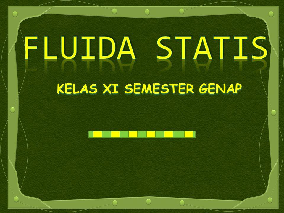 KELAS XI SEMESTER GENAP