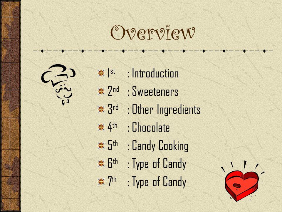 Regional Name of Candy U.S.A. candy U.K.