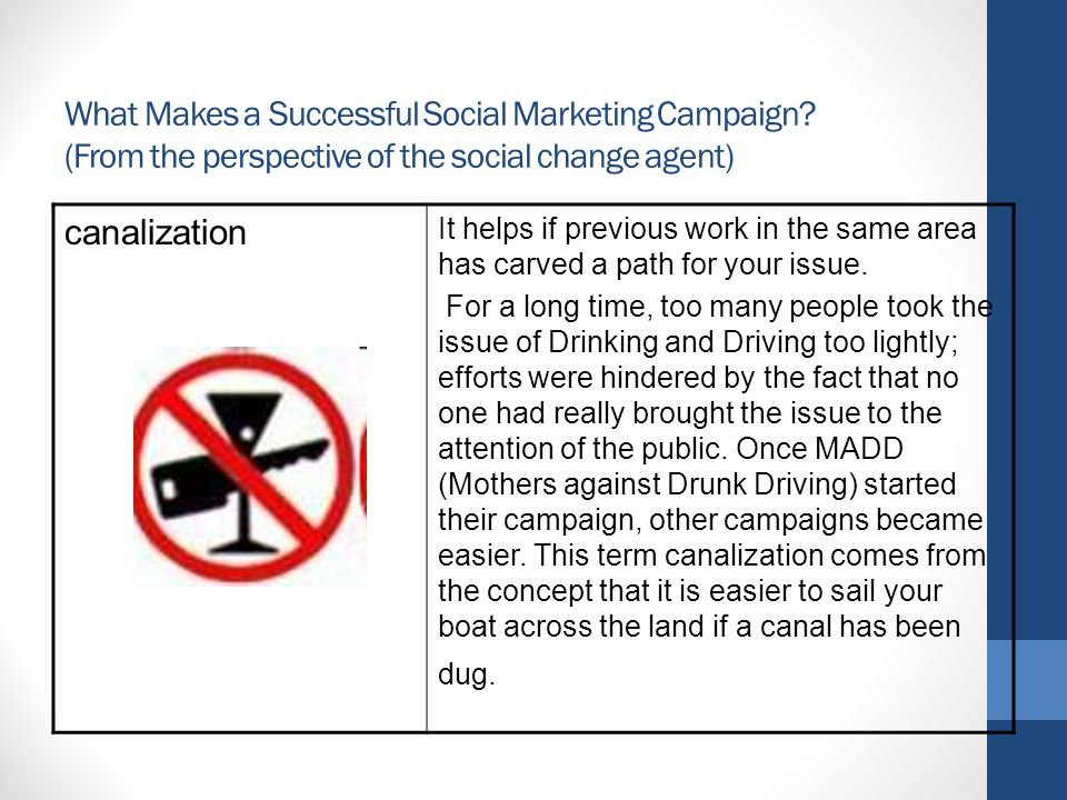 What Makes a Successful Social Marketing Campaign.