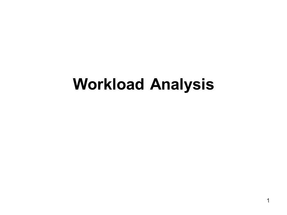 2 Pokok Bahasan Workload Analysis – Full Time Equivalent