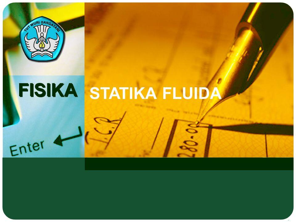 FISIKA STATIKA FLUIDA