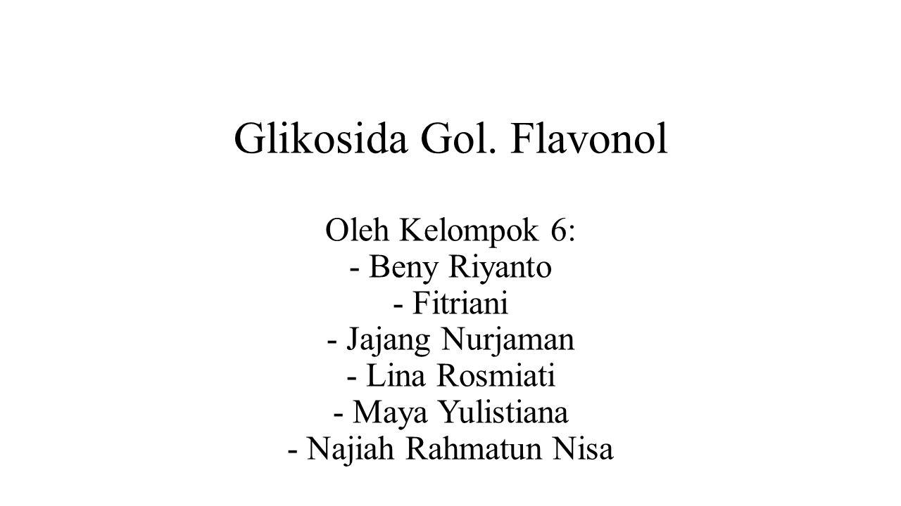 Glikosida Gol.
