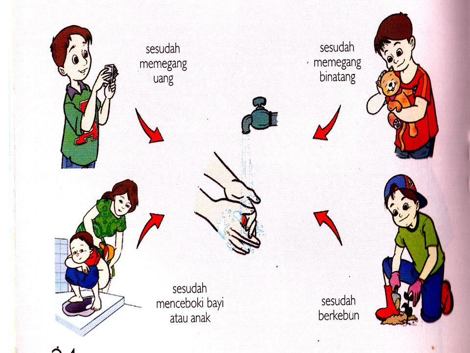 Penyakit yang Dapat di Cegah dengan Mencuci Tangan Pakai sabun