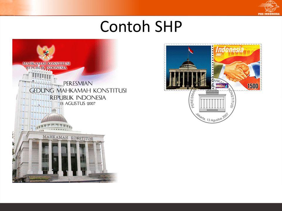 Contoh SHP