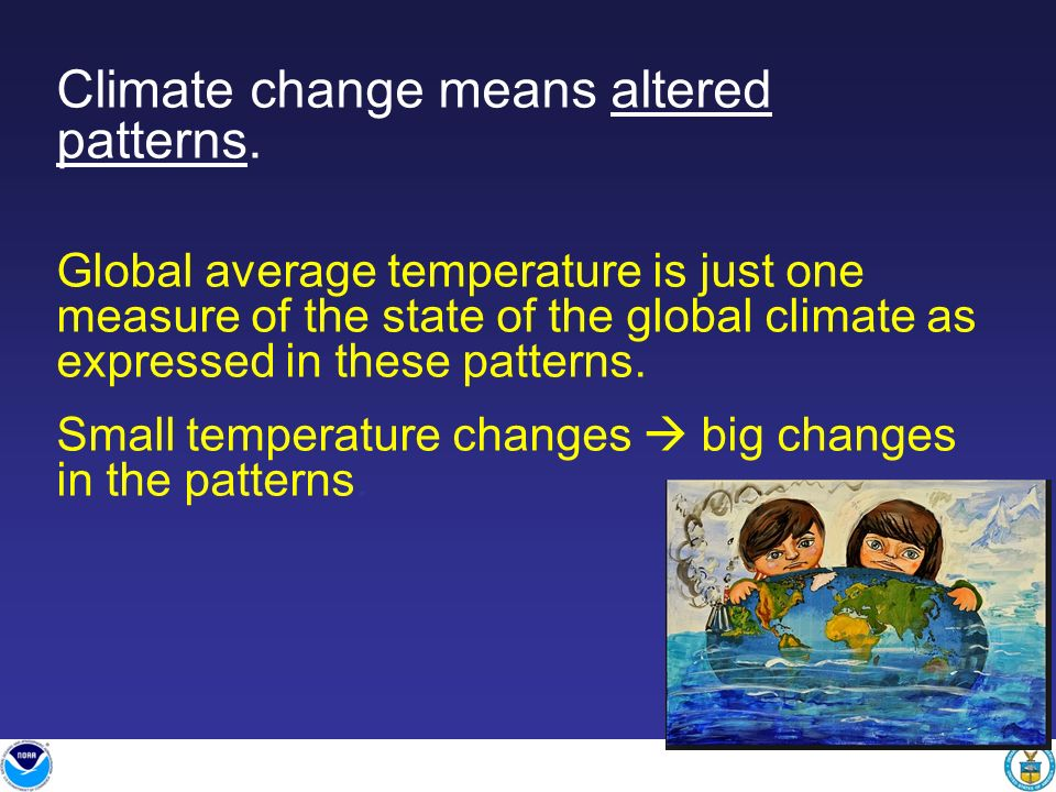causes of climate change El Nino and La Nina El Nino is the occurrence of an increase in temperature or the temperature of the sea water in the area of Peru and Ecuador that could disrupt global climate impact.