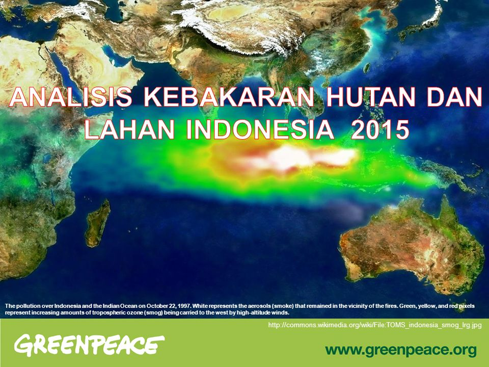 FIRESS 1 August – 26 October 2015 By Coal Mining Concession PROVINCEFIRES% SUMATERA SELATAN454844% KALIMANTAN TIMUR257925% KALIMANTAN SELATAN161216% KALIMANTAN TENGAH4795% JAMBI4184% RIAU3103% KALIMANTAN BARAT1622% KALIMANTAN UTARA591% LAMPUNG260% BENGKULU190% SUMATERA BARAT90% ACEH10% Grand Total10222100% 9% of Total FIRES FIRES of Coal on Peat 31% of Total FIRES on Coal Total FIRES = 3.177 Most of them in South Sumatera PROVFIRES SUMATERA SELATAN2942 KALIMANTAN TIMUR192 KALIMANTAN SELATAN29 KALIMANTAN BARAT7 JAMBI7 Grand Total3177 *This coal data only in Sumatera & Kalimantan