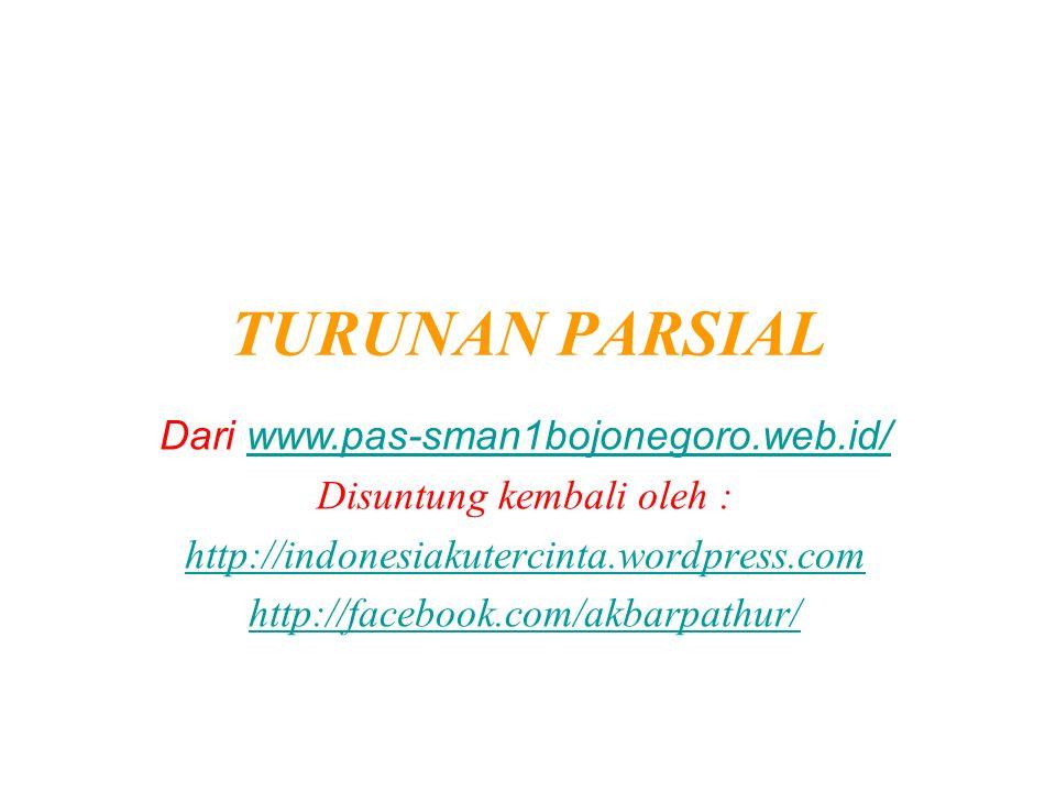 Dari www.pas-sman1bojonegoro.web.id/www.pas-sman1bojonegoro.web.id/ Disuntung kembali oleh : http://indonesiakutercinta.wordpress.com http://facebook.