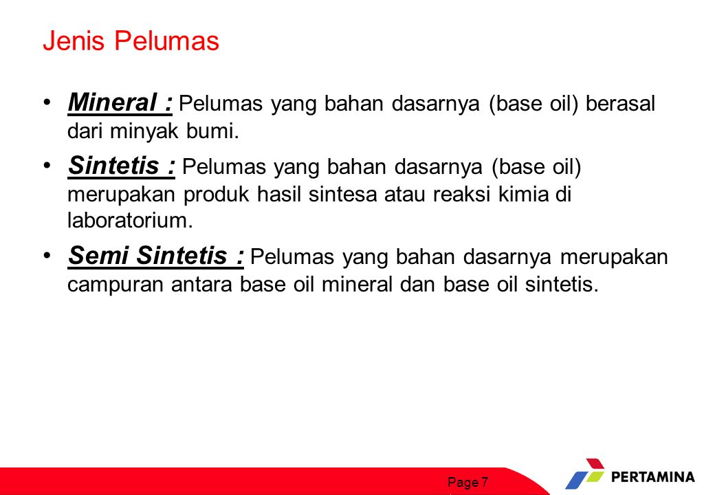 Page 38 Line of Product…(9) Circulating Oils for Bearing System And Steam Cylinder Lubricants - Sebana P Series - Sebana Series - Medripal Series - Gandar 800 ISO VG 460 - Silinap 160 M, 220, 280M