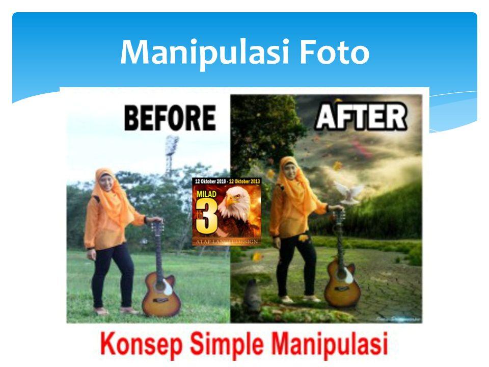 Manipulasi Foto
