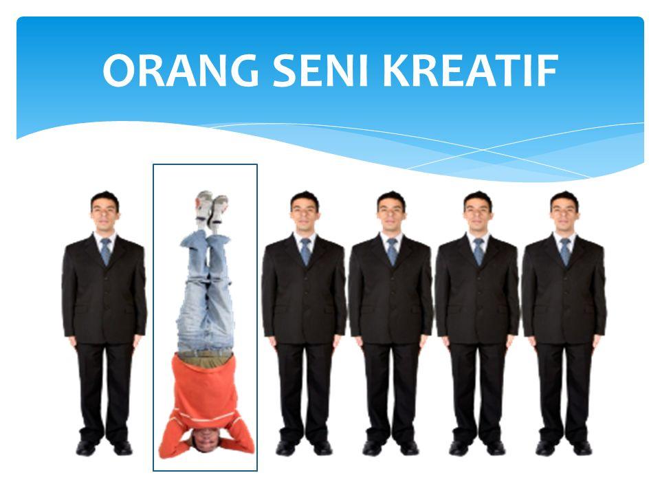 ORANG SENI KREATIF