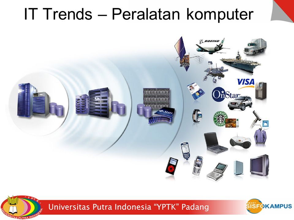 IT Trends – Peralatan komputer