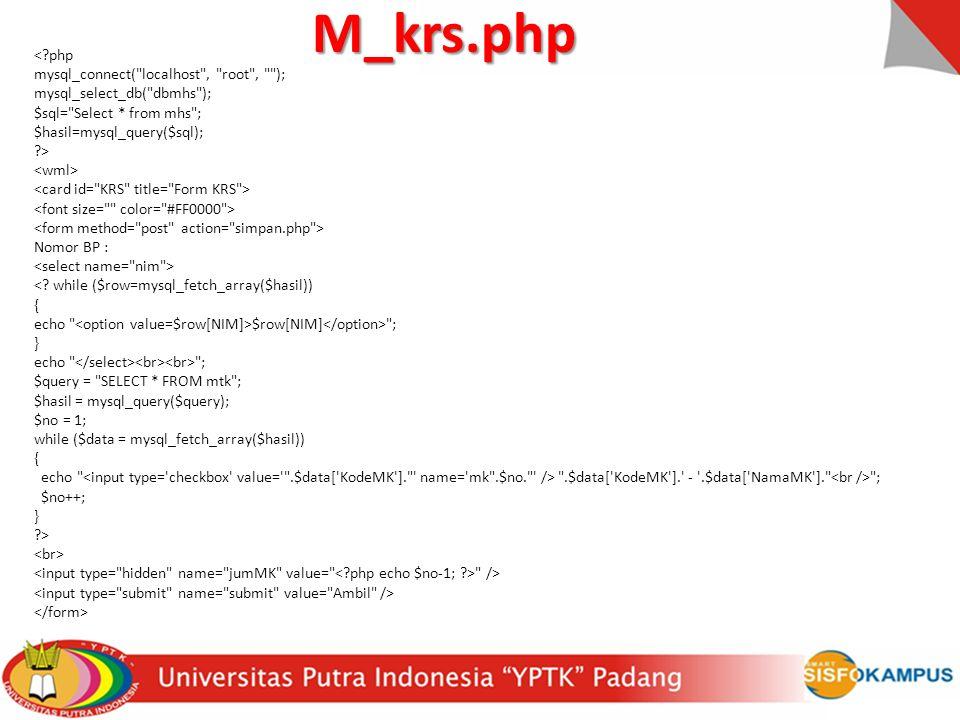 <?php mysql_connect(