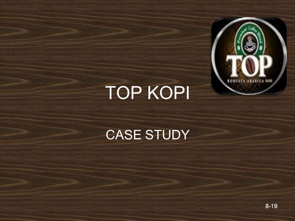 TOP KOPI CASE STUDY 8-19