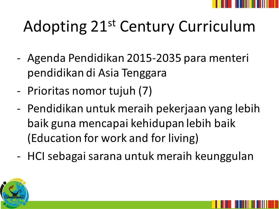 21 st Century Learning
