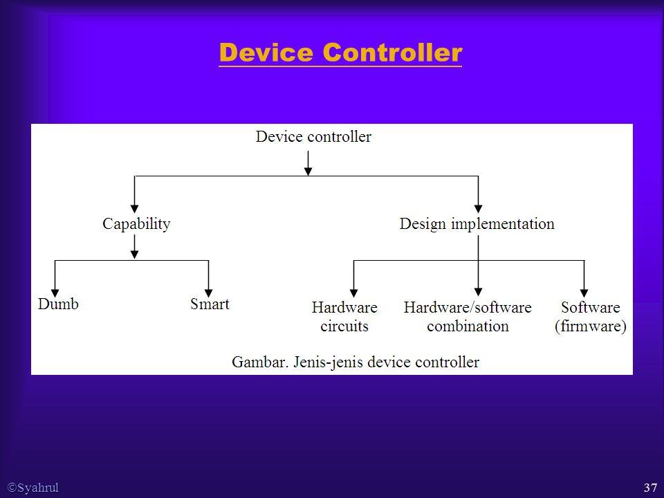  Syahrul 37 Device Controller