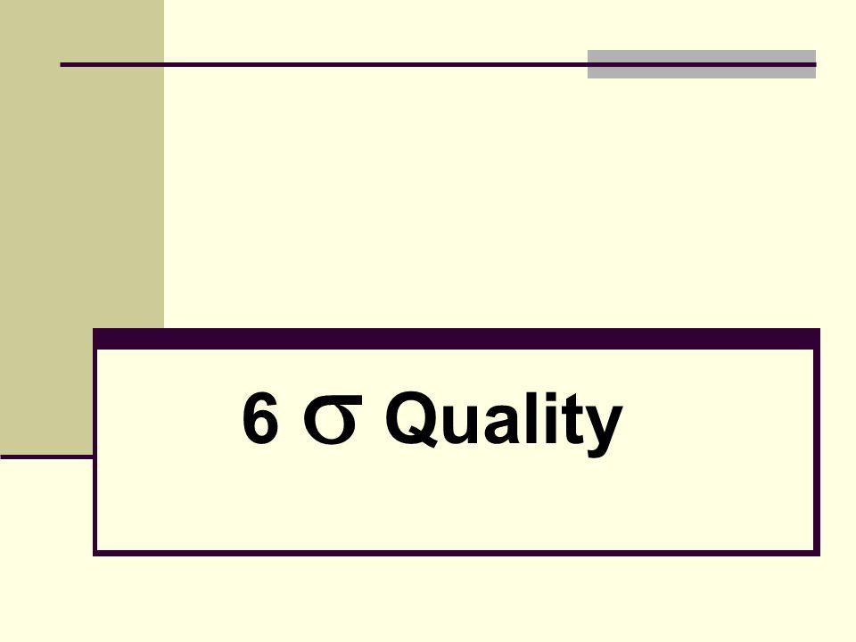 6  Quality