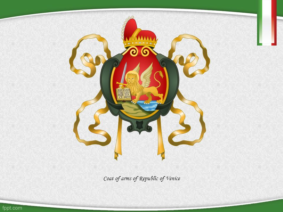 Coat of arms of Republic of Venice