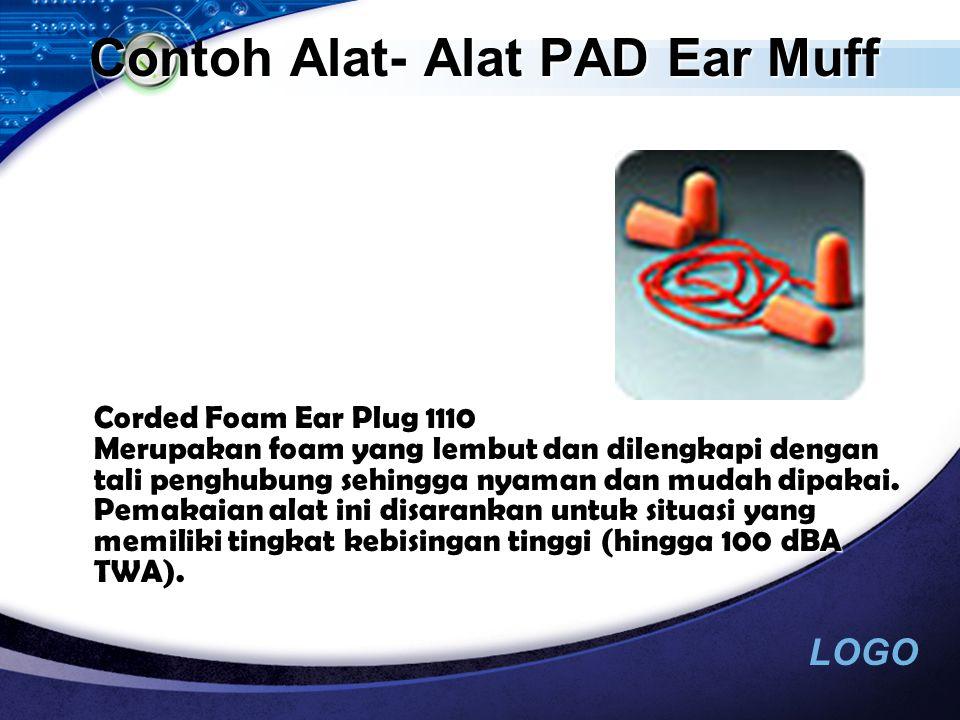 LOGO Low Profile Ear Muff 1425 Ringan dan ekonomis.