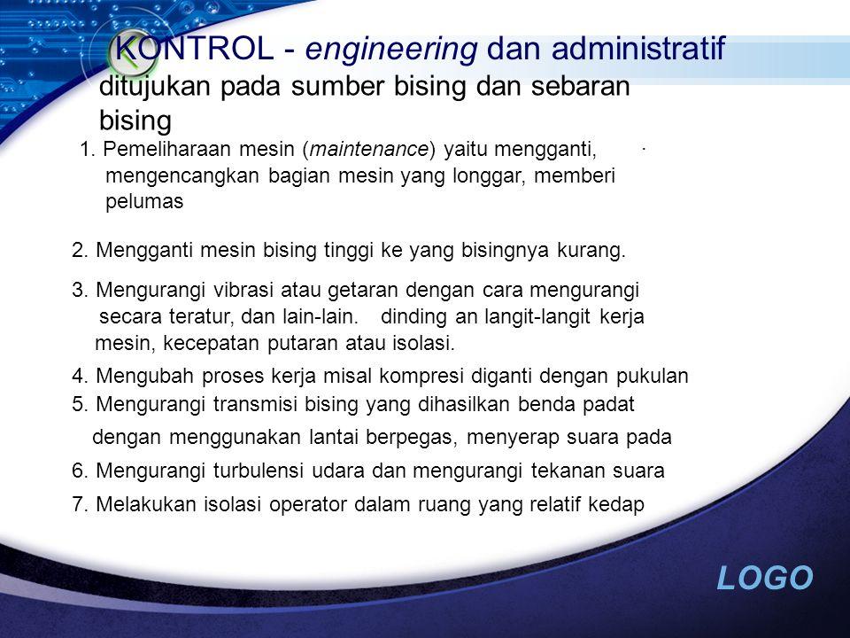 LOGO Sambungan  Mempertimbangkan kelayakan teknis dan ekonomis.