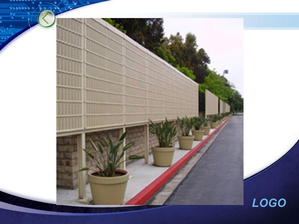 LOGO Faktor terpenting yang akan mempengaruhi keberhasilan sound barrier adalah bahan dimensi.