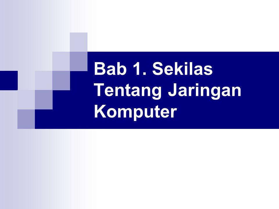 Komponen Jaringan Network Interface Card (NIC) Hub Repeater Bridge (jembatan) Switch