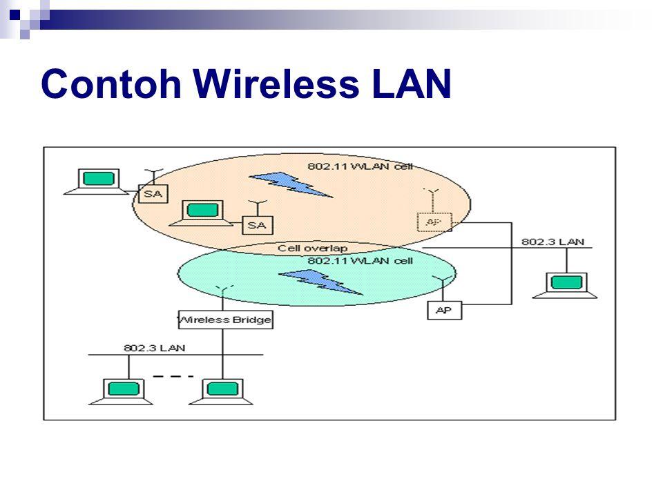 Contoh Wireless LAN