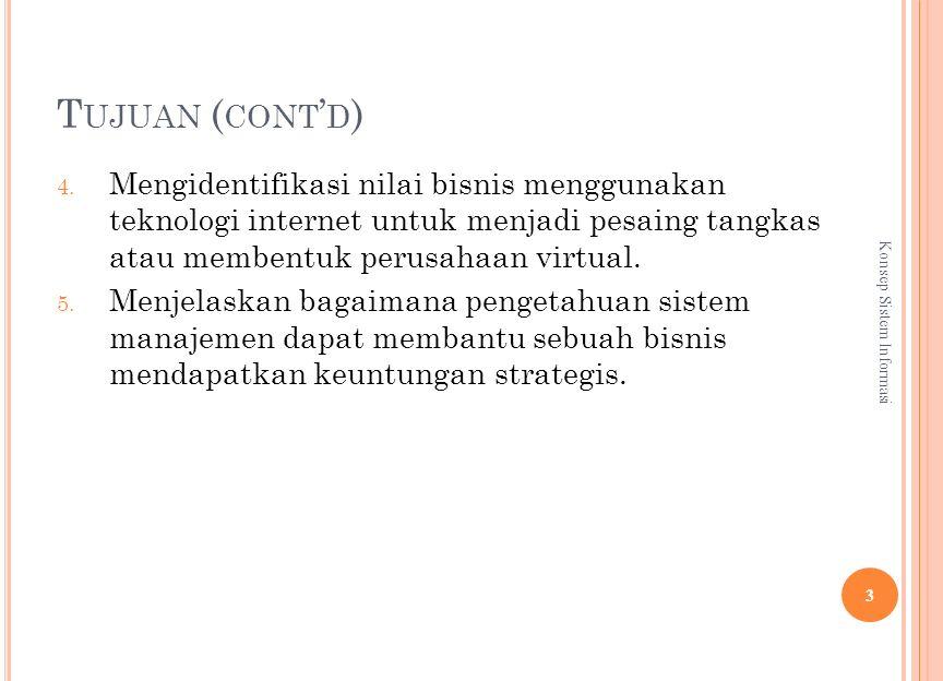 T UJUAN ( CONT ' D ) 4.
