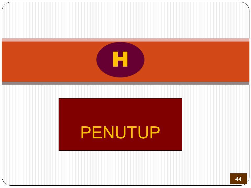 PENUTUP H 44