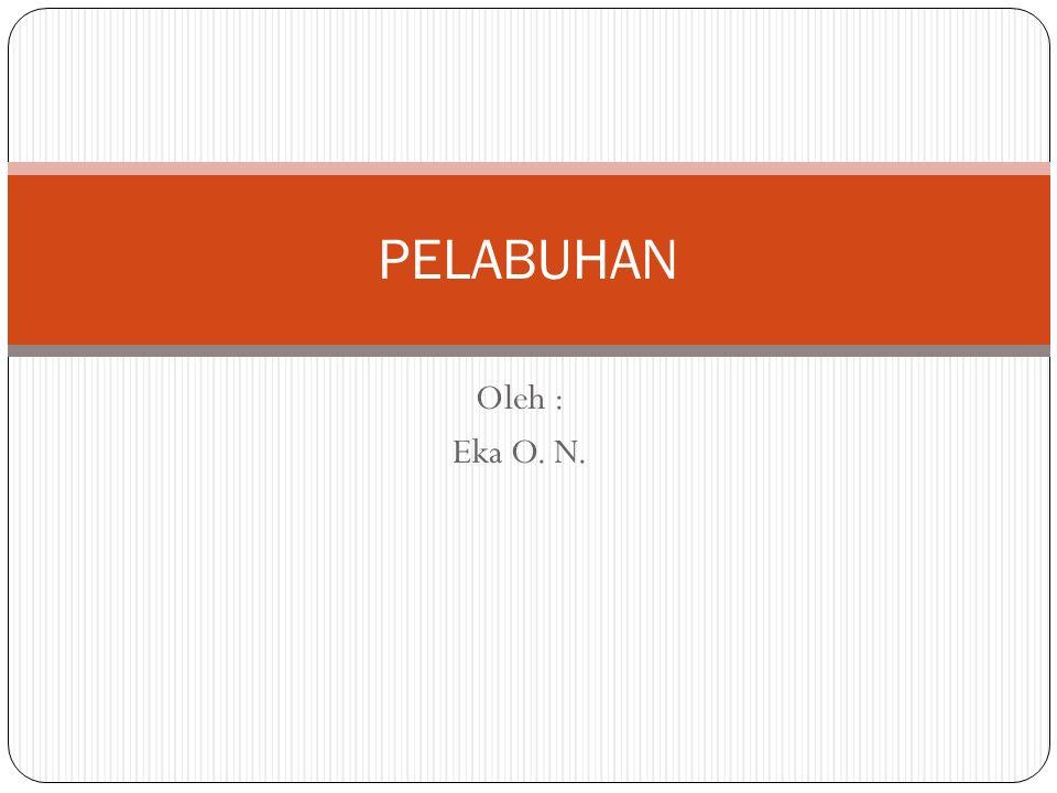 LAY OUT PELABUHAN
