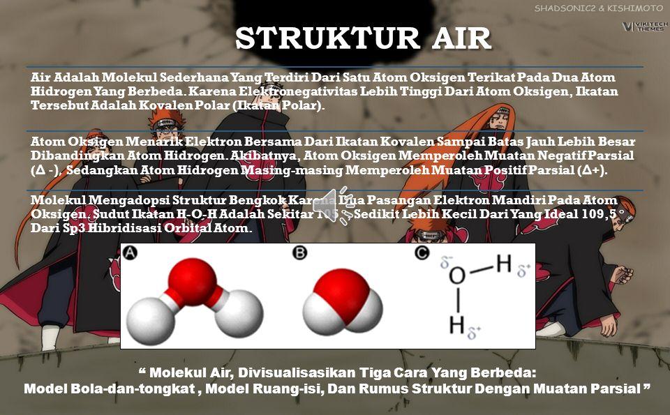 Materi Struktur Air & Batuan
