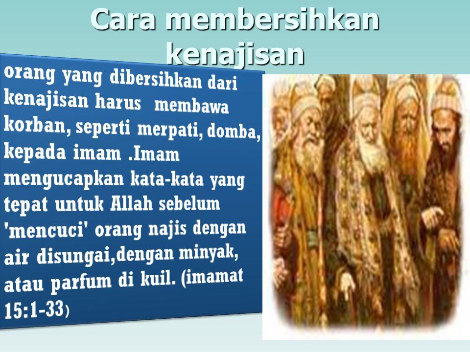 17 Semua manusia terlibat dalam dosa Adam.