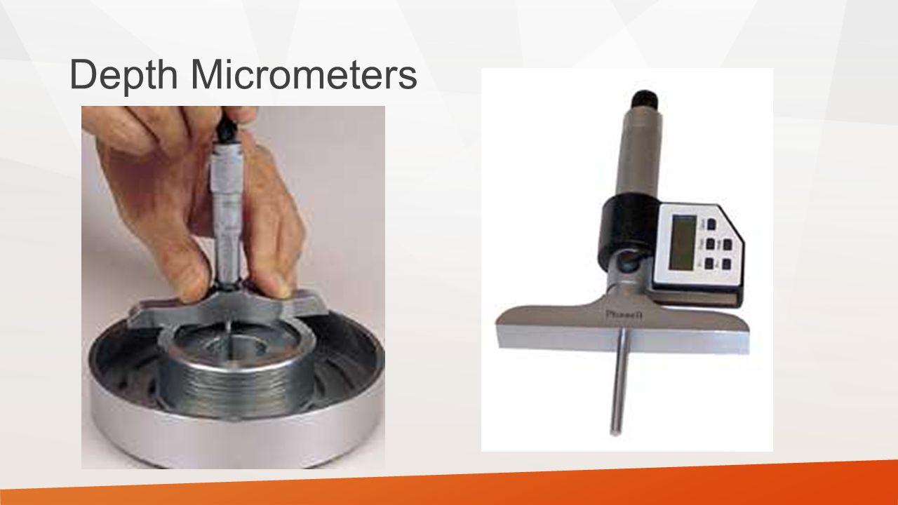 Depth Micrometers