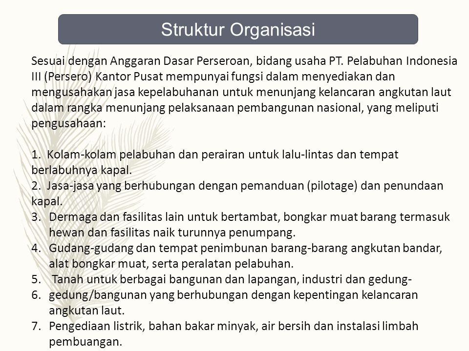 Sesuai dengan Anggaran Dasar Perseroan, bidang usaha PT.