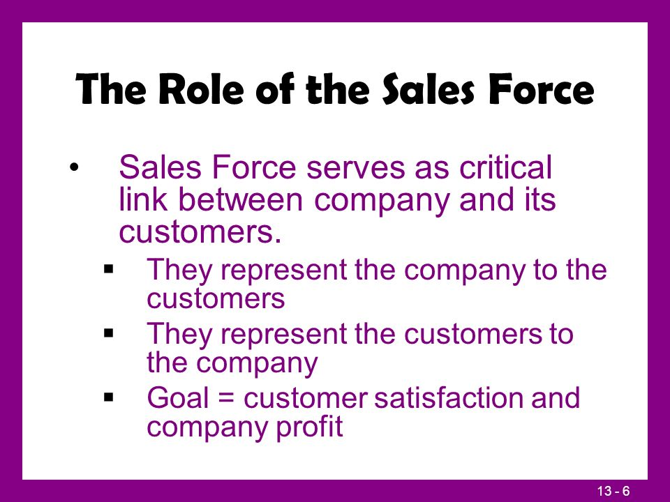 13 - 17 The Personal Selling Process Handling Objections: The salesperson seeks out, clarifies, and overcomes customer objections to buying.