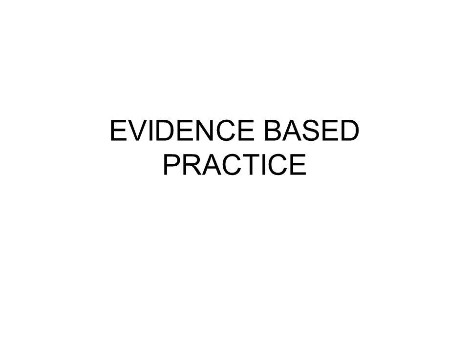 Pendahuluan EBP Merupakan intergrasi dari penelitian- penelitian terbaik, keahlian klinis, pengalaman dan penilaian-penilaian yang diperoleh dari pasien atau klien.