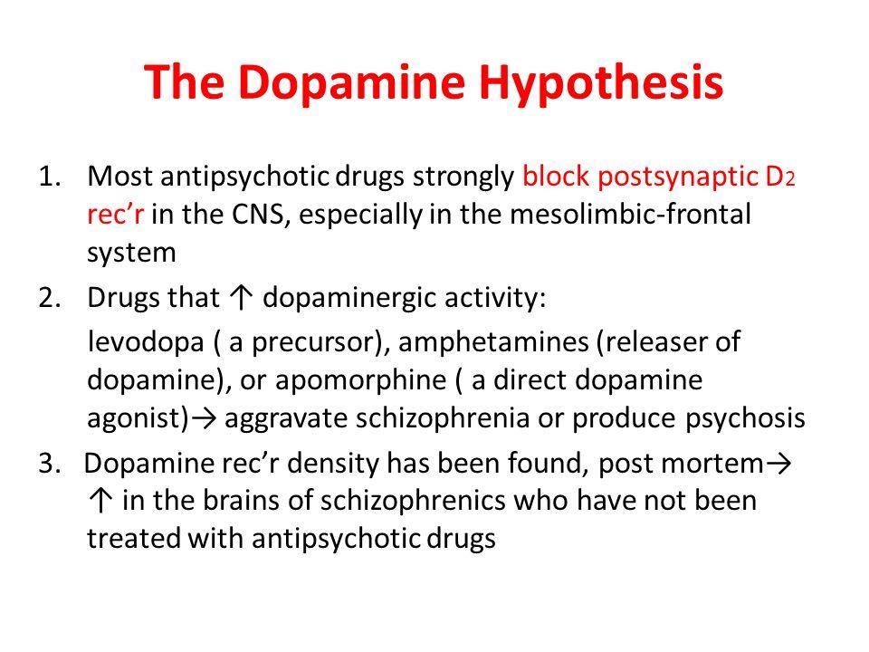 Hal yang menolak teori monoamine 1.Amfetamine / sabu-sabu, meningkatkan NE disinaps tapi tidak meningkatkan mood.