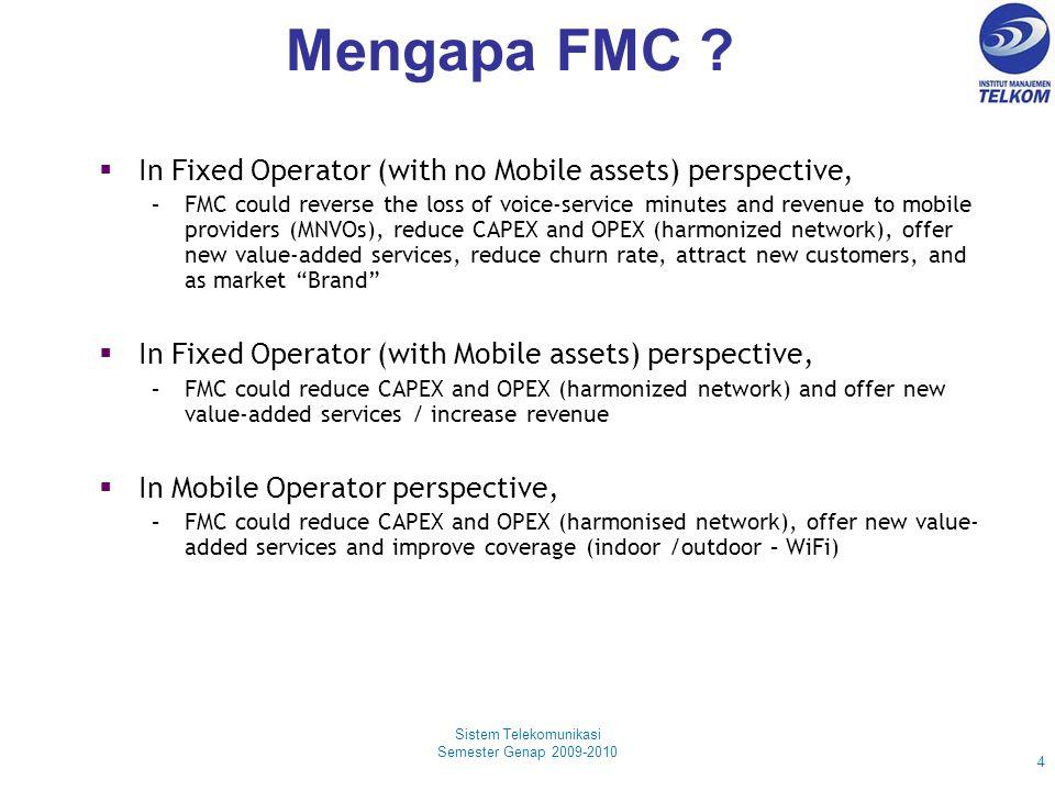 Mengapa FMC .