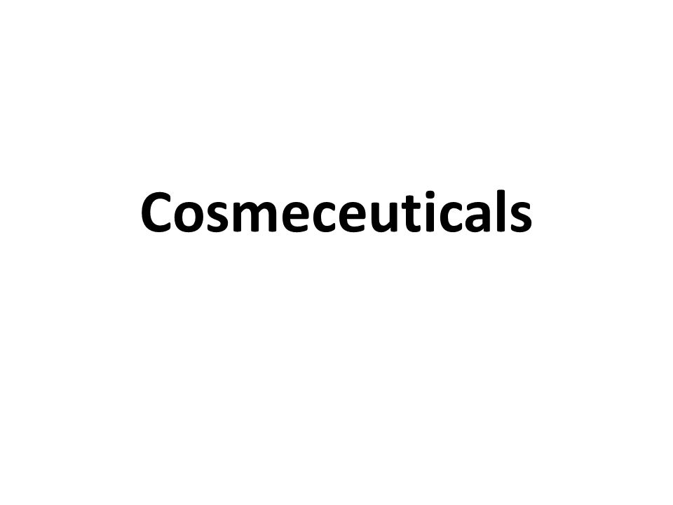 cosmetic pharmaceutical a cosmetic product that exerts a pharmaceutical therapeutic benefit but not necessarily a biologic therapeutic benefit a cosmetic product that exerts a pharmaceutical therapeutic benefit but not necessarily a biologic therapeutic benefit