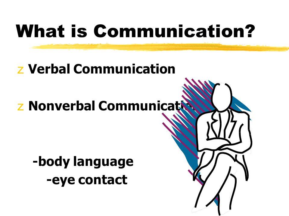 Importance of Communication zClass Presentations zField Research zBusiness Communications zPublic Speaking